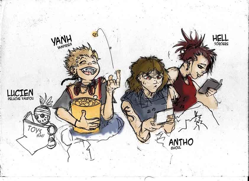 protagonistes